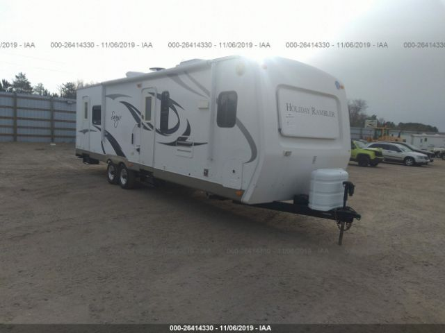 click here to view 2009 HOLIDAY RAMBLER SAVOY TT at IBIDSAFELY