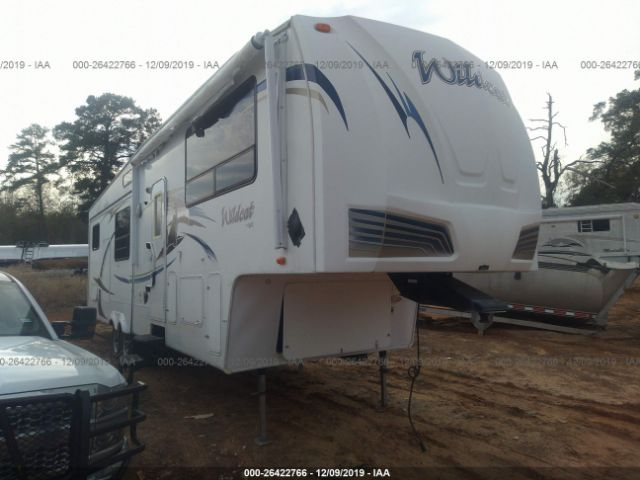 click here to view 2010 FOREST RIV WILDCAT 34 at IBIDSAFELY