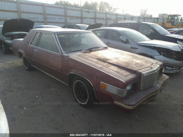 1980 FORD THUNDERBIRD - Small image. Stock# 26433077