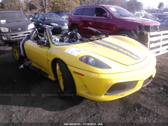 click here to view 2009 Ferrari 430 at IBIDSAFELY