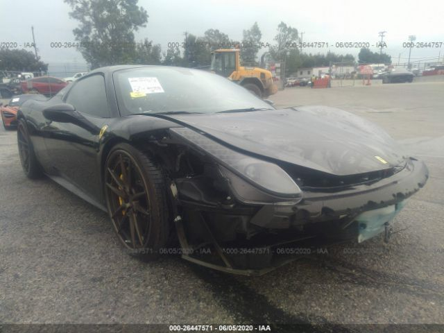 click here to view 2013 Ferrari 458 Spider at IBIDSAFELY