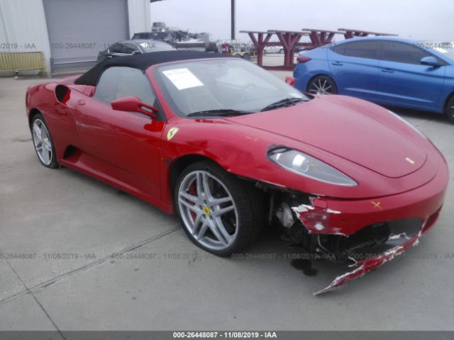 click here to view 2007 Ferrari F430 at IBIDSAFELY