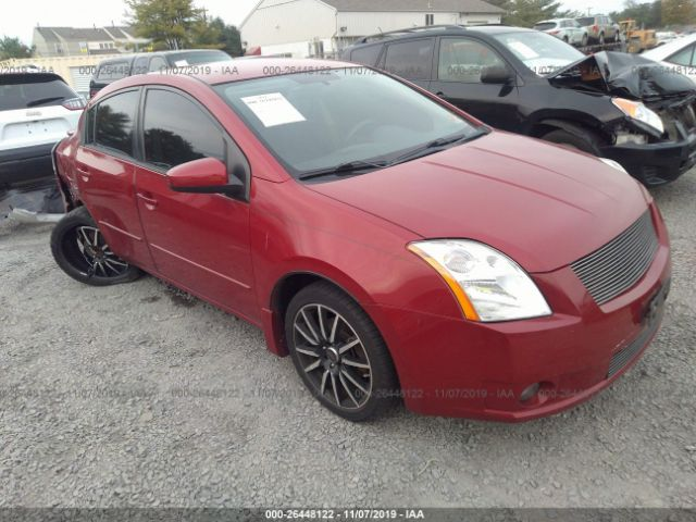 Salvage 2009 NISSAN SENTRA - Small image. Stock# 26448122