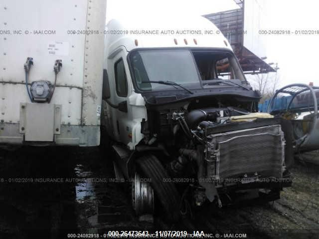 Freightliner Columbus Ne >> Salvage Title 2016 Freightliner Cascadia 113 2 8l For Sale
