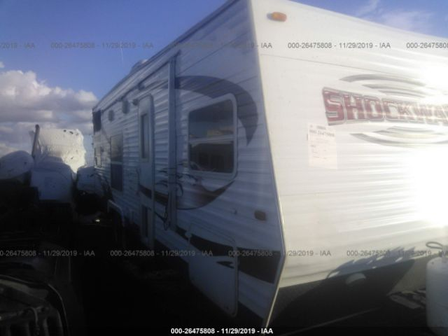 click here to view 2009 FOREST RIV SHOCKWAVE26FBSPL at IBIDSAFELY