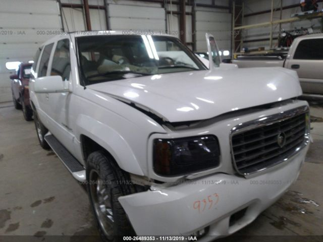 2000 CADILLAC ESCALADE - Small image. Stock# 26489353