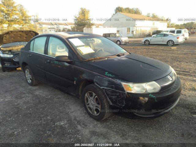 2004 SATURN ION - Small image. Stock# 26503607