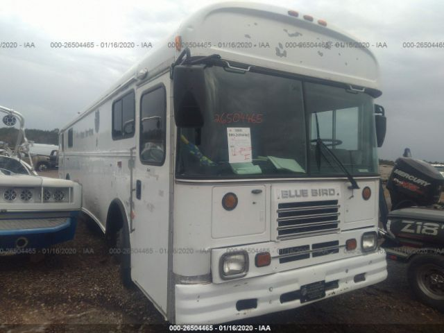 click here to view 1994 BLUE BIRD SCHOOL BUS / TRAN at IBIDSAFELY