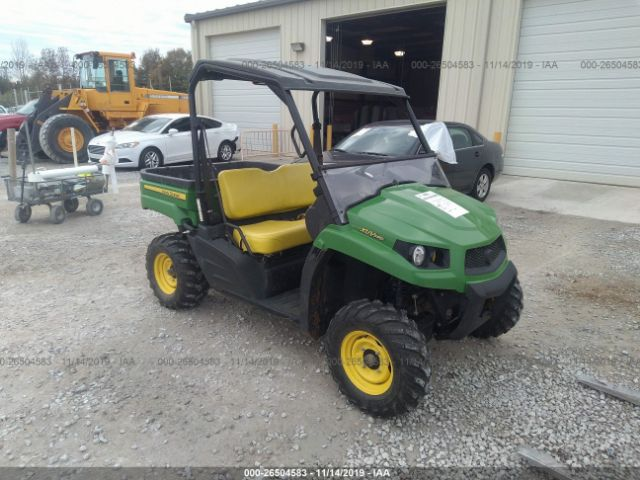 click here to view 2016 JOHN DEERE 590I GATOR at IBIDSAFELY