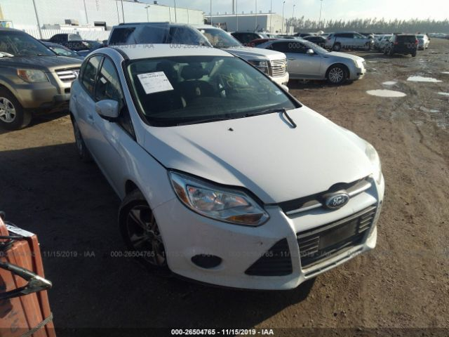 2013 FORD FOCUS 4D S - Small image. Stock# 26504765