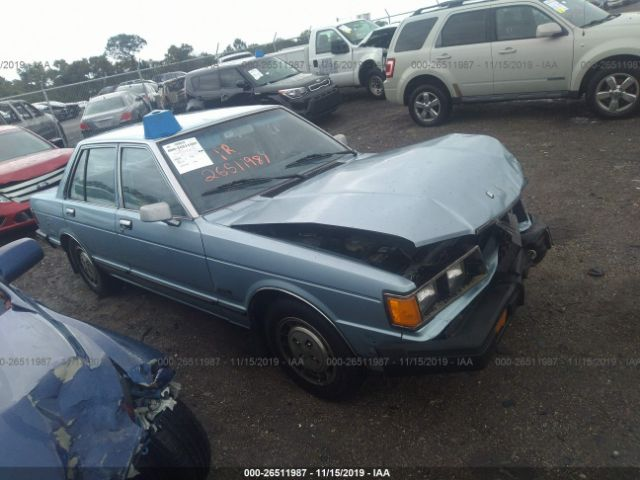 click here to view 1983 DATSUN MAXIMA at IBIDSAFELY