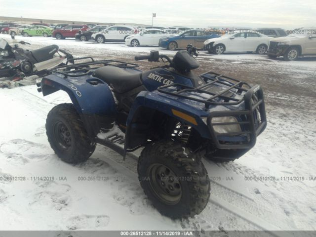 click here to view 2011 ARCTIC CAT 700CC at IBIDSAFELY
