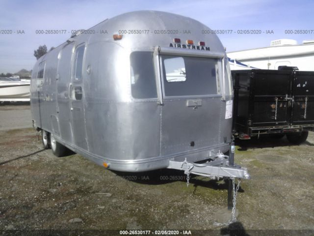 1972 AIRSTREAM TRAILER - Small image. Stock# 26530177