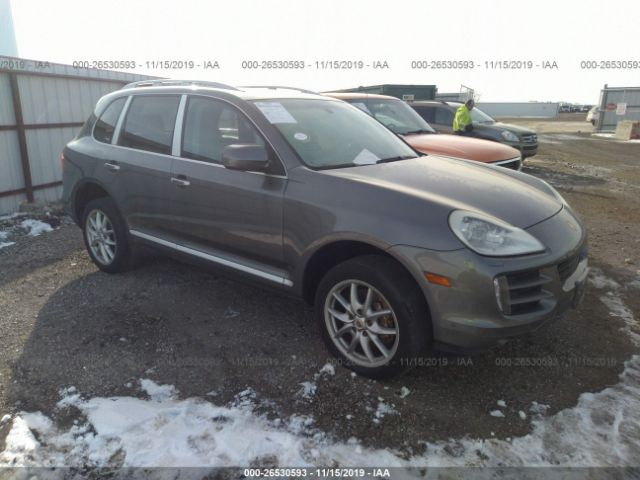 click here to view 2008 Porsche Cayenne at IBIDSAFELY