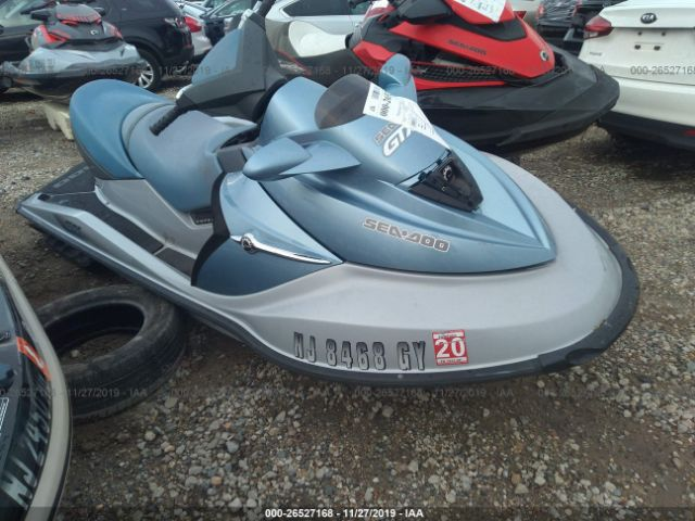 Salvage Seadoo For Sale