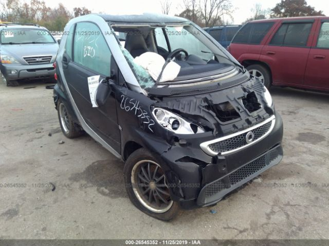2013 SMART FORTWO - Small image. Stock# 26545352
