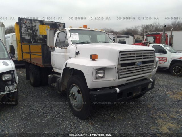 1986 FORD F7000 - Small image. Stock# 26568818