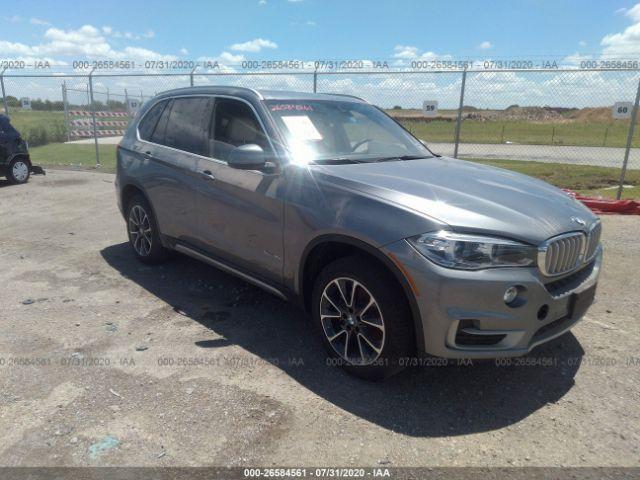 2018 BMW X5 3.0. Lot 111026584561 Vin 5UXKR2C54J0Z16469