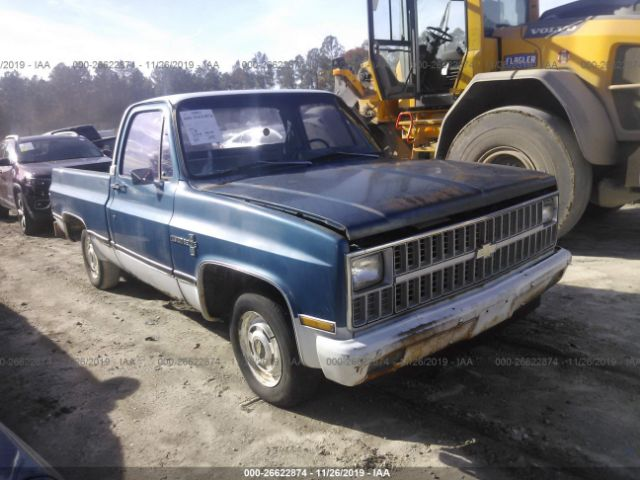 Salvage, Repairable and Clean Title Chevrolet C10 Vehicles
