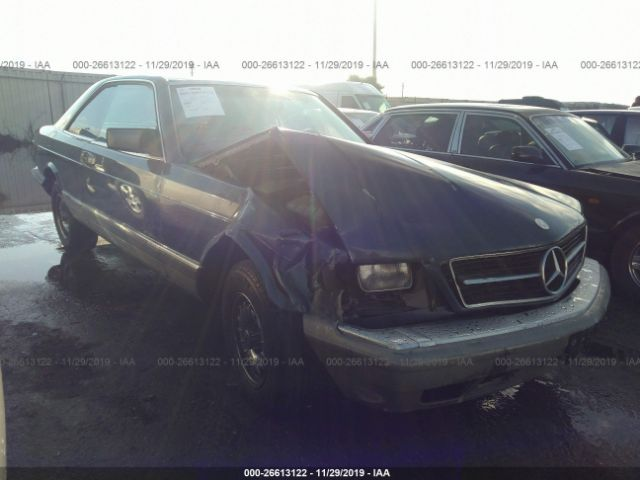 1984 MERCEDES-BENZ 500 - Small image. Stock# 26613122