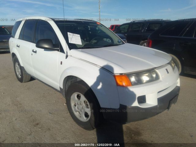 2002 SATURN VUE - Small image. Stock# 26631170