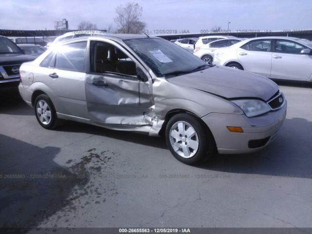 2006 FORD FOCUS 4D ST - Small image. Stock# 26655563