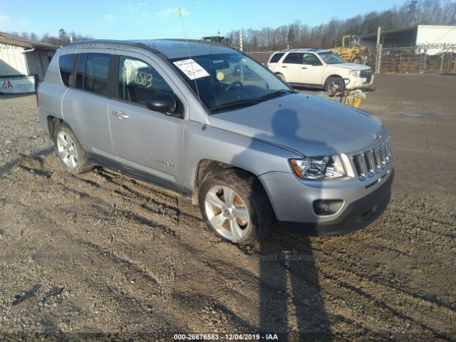 Salvage 2011 JEEP COMPASS - Small image. Stock# 26676583