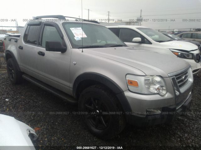 2007 FORD EXPLORER SPORT TRAC - Small image. Stock# 26681627