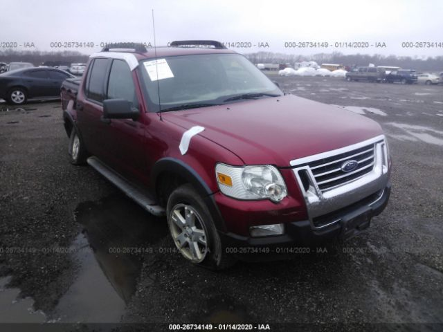 2007 FORD EXPLORER SPORT TRAC - Small image. Stock# 26734149