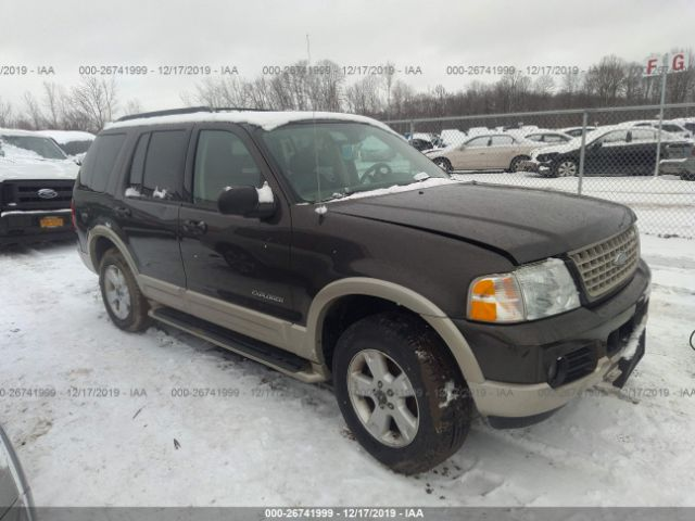 Salvage 2005 FORD EXPLORER - Small image. Stock# 26741999