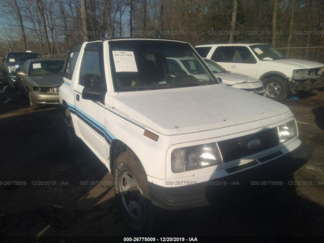 1995 GEO TRACKER - Small image. Stock# 26775009
