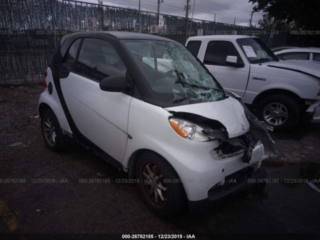 2010 SMART FORTWO - Small image. Stock# 26782185