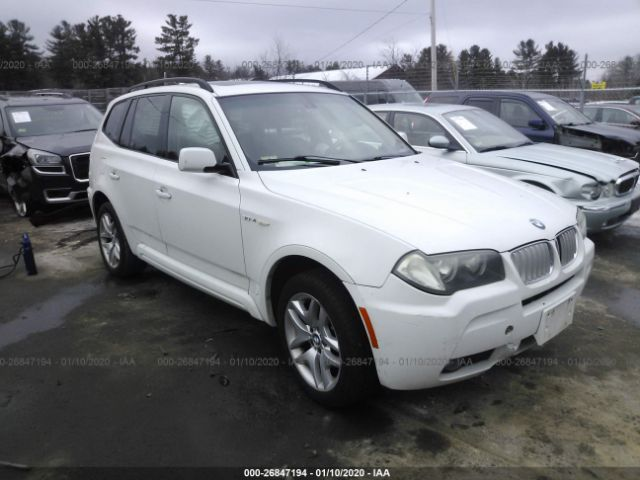 2007 BMW X3 - Small image. Stock# 26847194