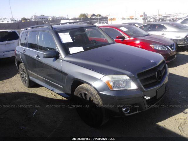 2010 Mercedes-benz Glk-class 3.5. Lot 111026888152 Vin WDCGG5GB5AF445972
