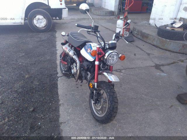 HONDA Z125