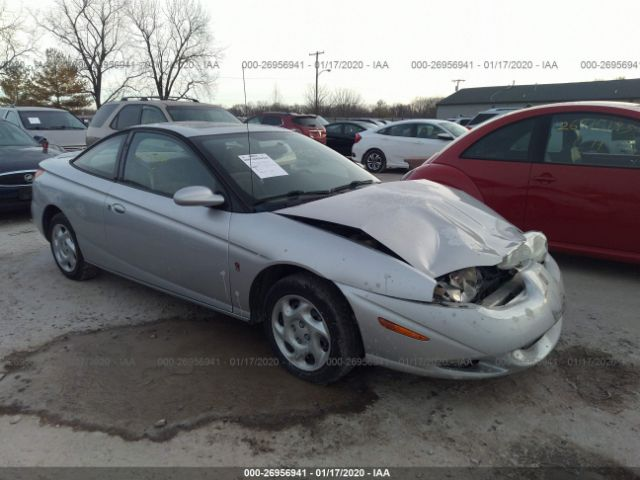 2002 SATURN SC2 - Small image. Stock# 26956941