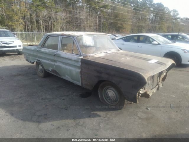 1965 FORD FALCON - Small image. Stock# 26975366