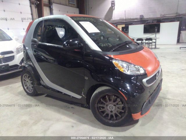 2013 SMART FORTWO - Small image. Stock# 27054875
