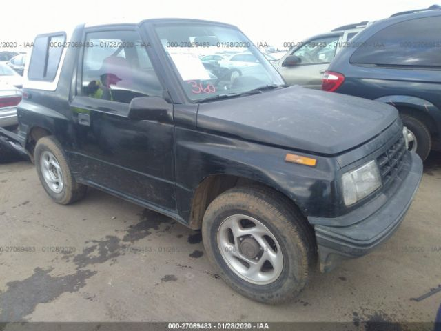 1993 GEO TRACKER - Small image. Stock# 27069483
