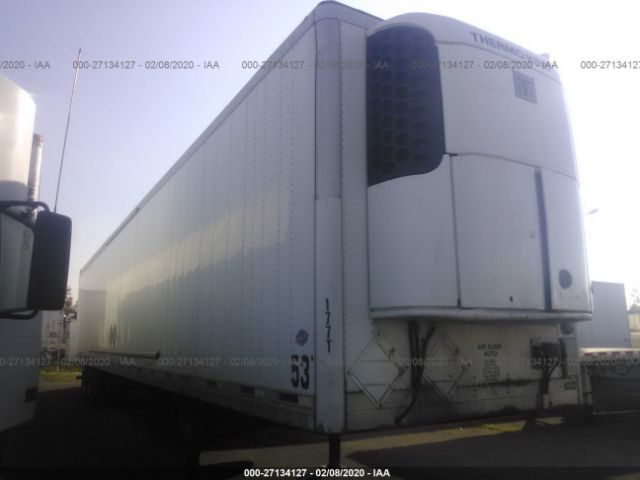 UTILITY TRAILER MFG VAN