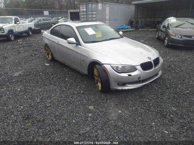 2012 BMW 3 SERIES - Small image. Stock# 27137316