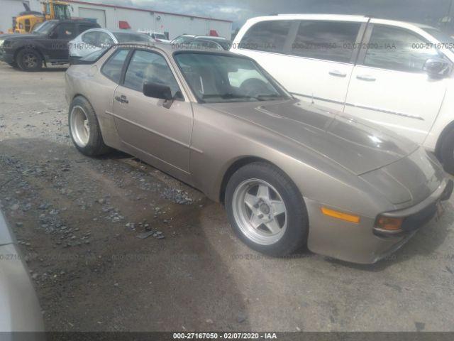 1984 PORSCHE 944 - Small image. Stock# 27167050