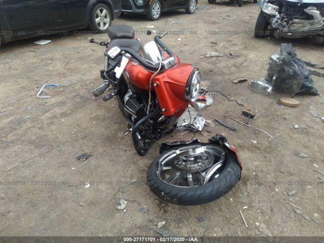 2014 Harley-davidson Flhrse4 . Lot 111027171701 Vin 1HD1PG812EB958525
