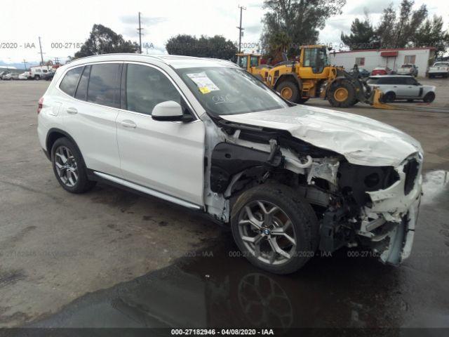 2020 BMW X3 - Small image. Stock# 27182946