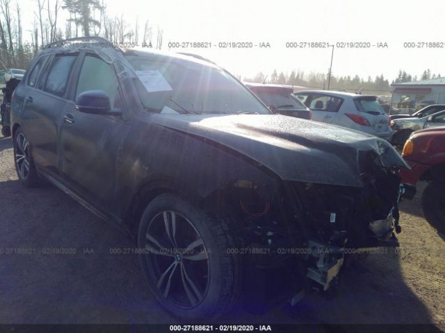 2020 BMW X7 - Small image. Stock# 27188621