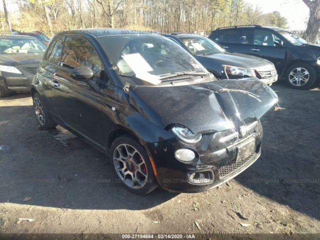 2015 FIAT 500 - Small image. Stock# 27194684