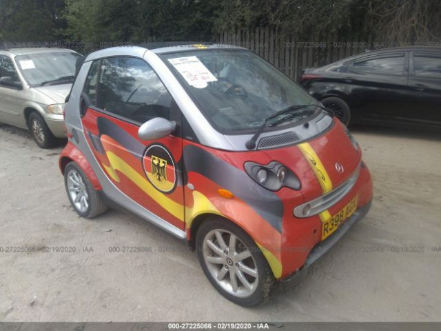 2006 SMART 450 - Small image. Stock# 27225066