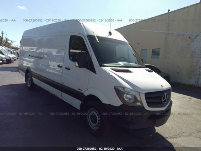 2015 Mercedes-benz Sprinter cargo vans 2.1. Lot 111027260952 Vin WD3PE8DCXF5980054