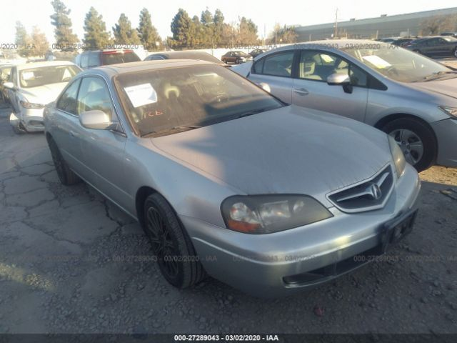 2003 ACURA 3.2CL - Small image. Stock# 27289043