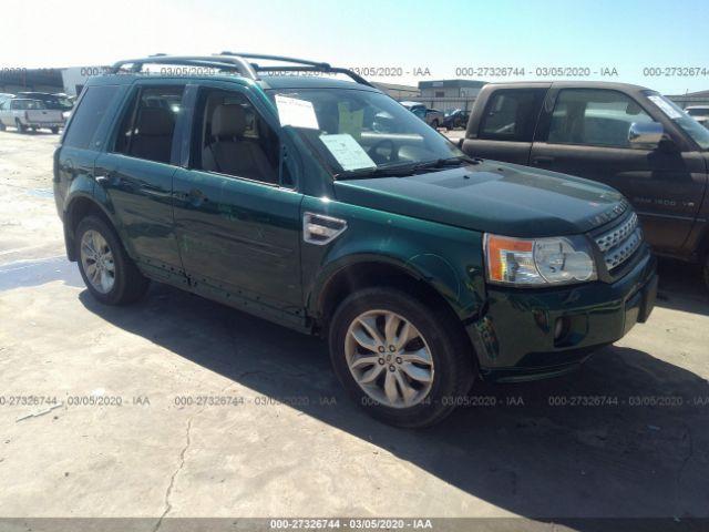 2011 Land rover Lr2 3.2. Lot 111027326744 Vin SALFR2BN4BH244641